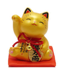 fengshui cat to get rid of bad luck